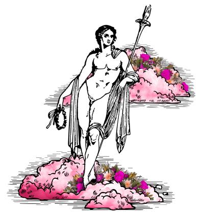 hymen greek god