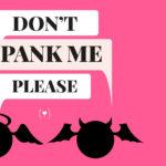 don't spank me please illustrazione