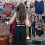 lovever parete mattoni lingerie