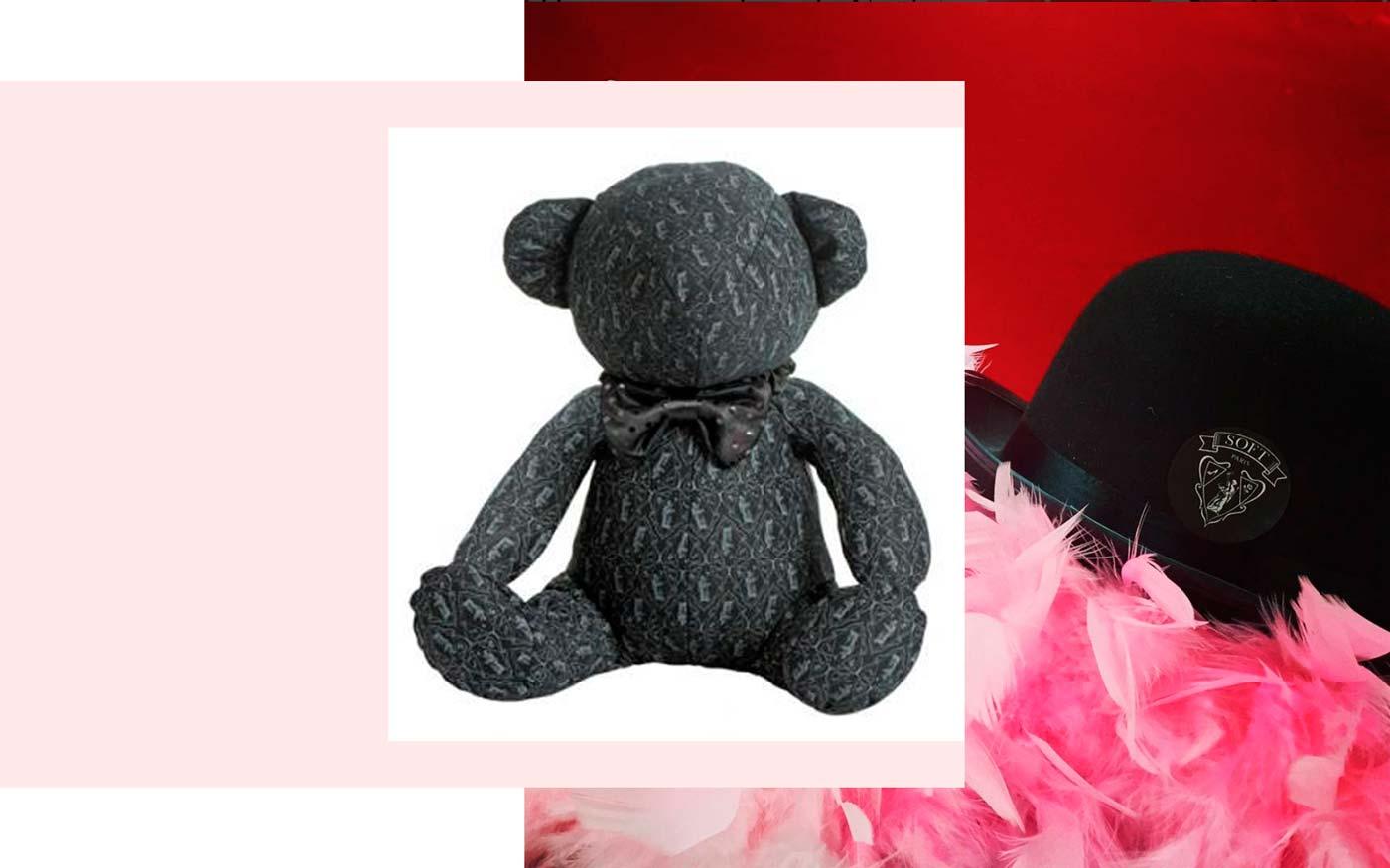 ours soft paris teddy bear sex toys