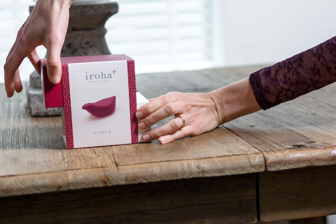 confezione Iroha+ Tori sex toy