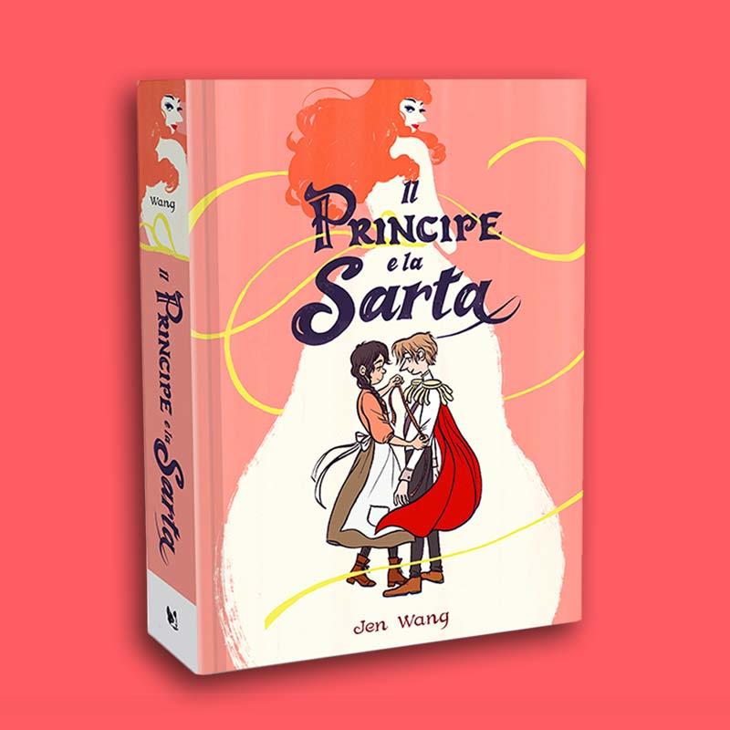 copertina libro Il-Principe-e-la-Sarta