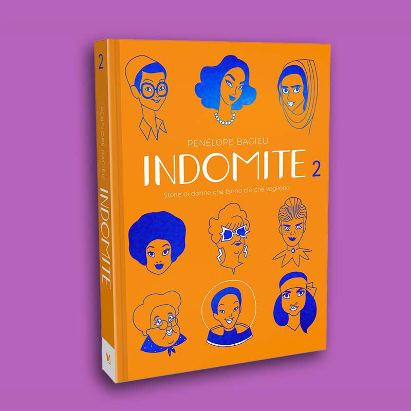 Copertina libro Indomite-2-Bao-Publishing