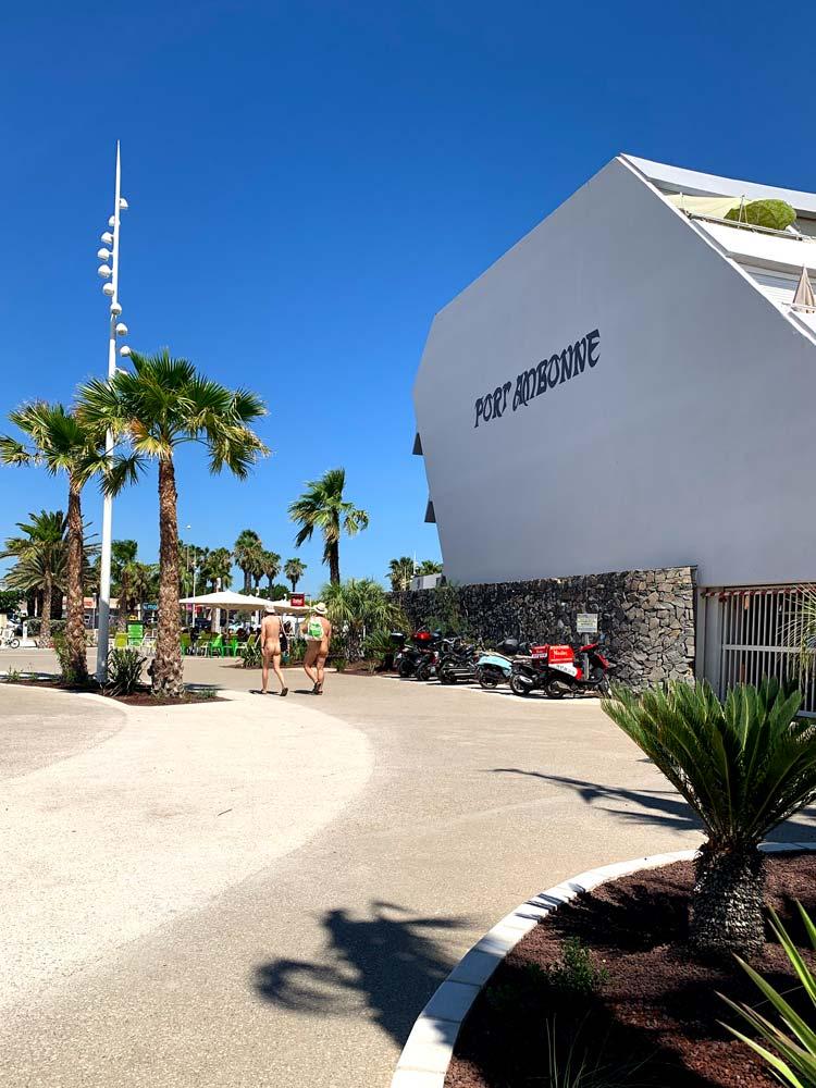 Port Ambonne cap d'Agde