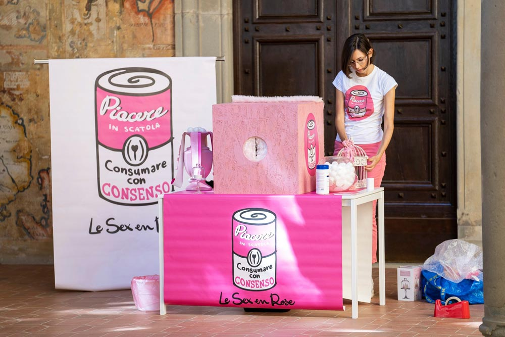 allestimento-Piacere-in-Scatola-al-Festival-della-Sessuologia-Firenze