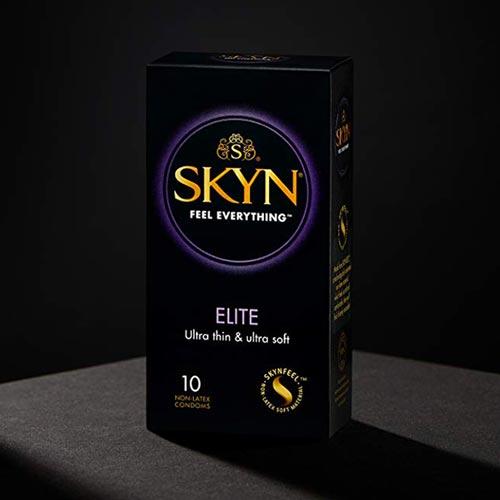 Preservativi senza lattice Skyn Elite