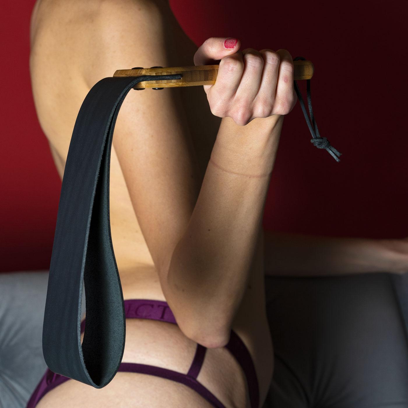 spanking paddle