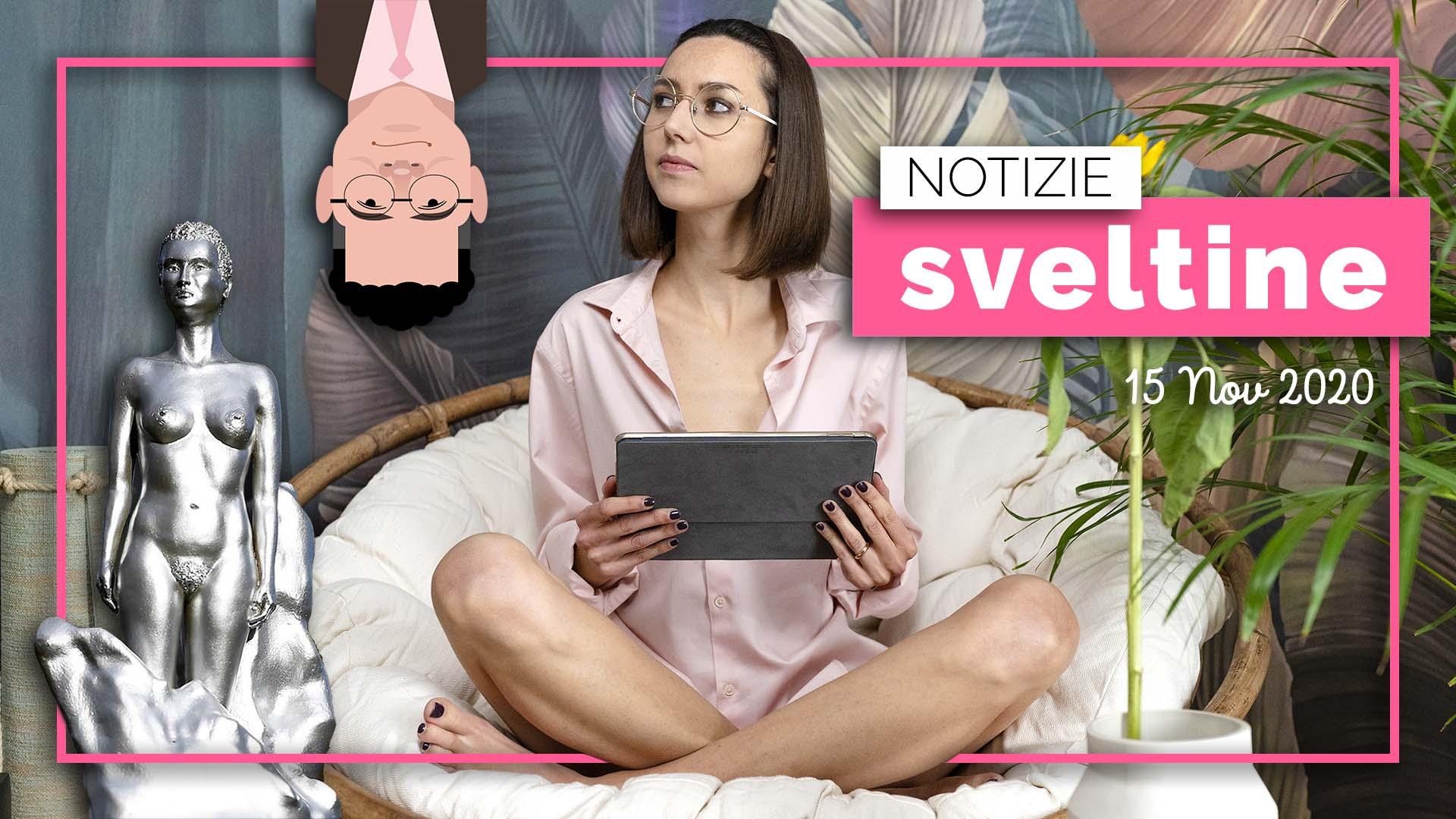 cover notizie sveltine domenica 15 novembre