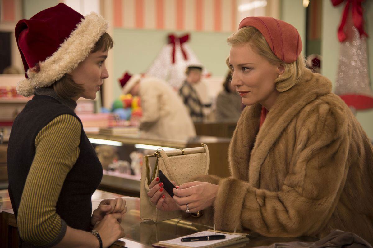 scena film Carol