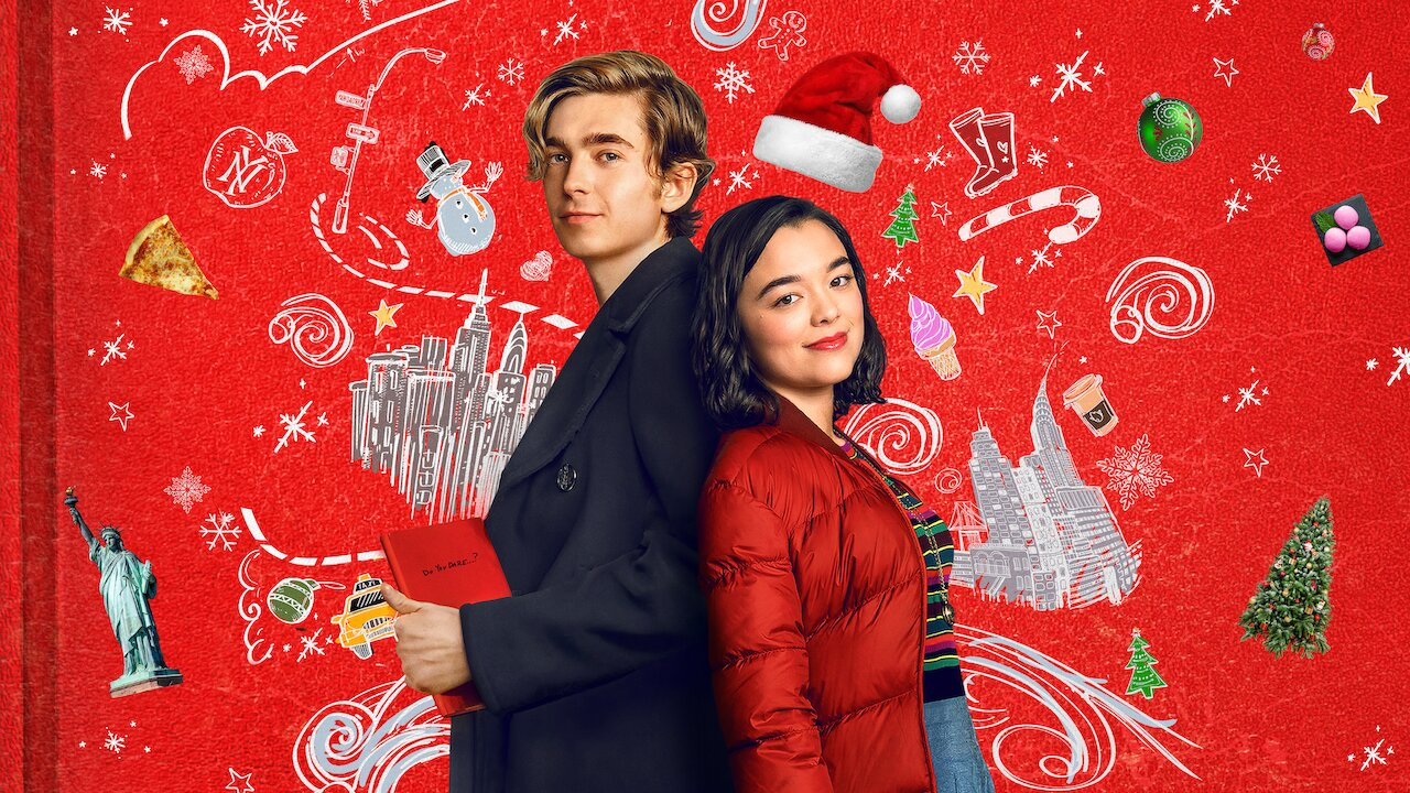 Dash & Lily serie tv Natale