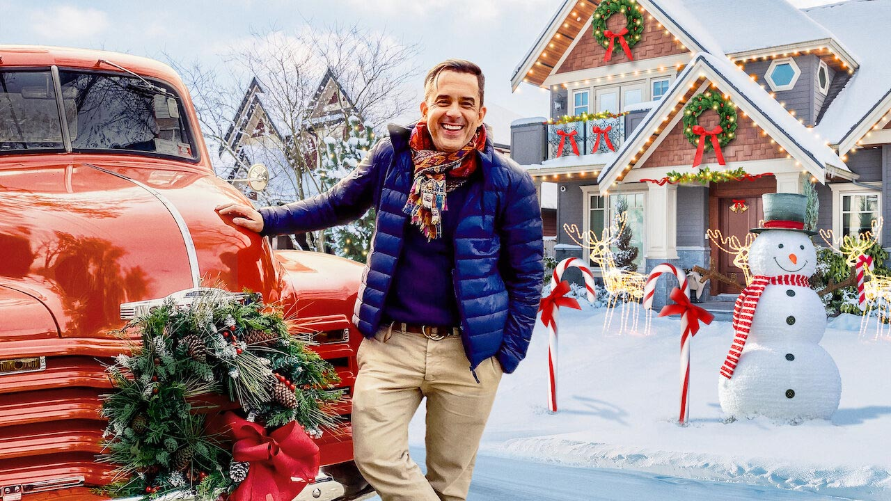 serie tv Netflix Holiday Home Makeover With Mr. Christmas