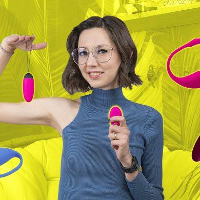 ovetti vibranti controllo remoto sex toys