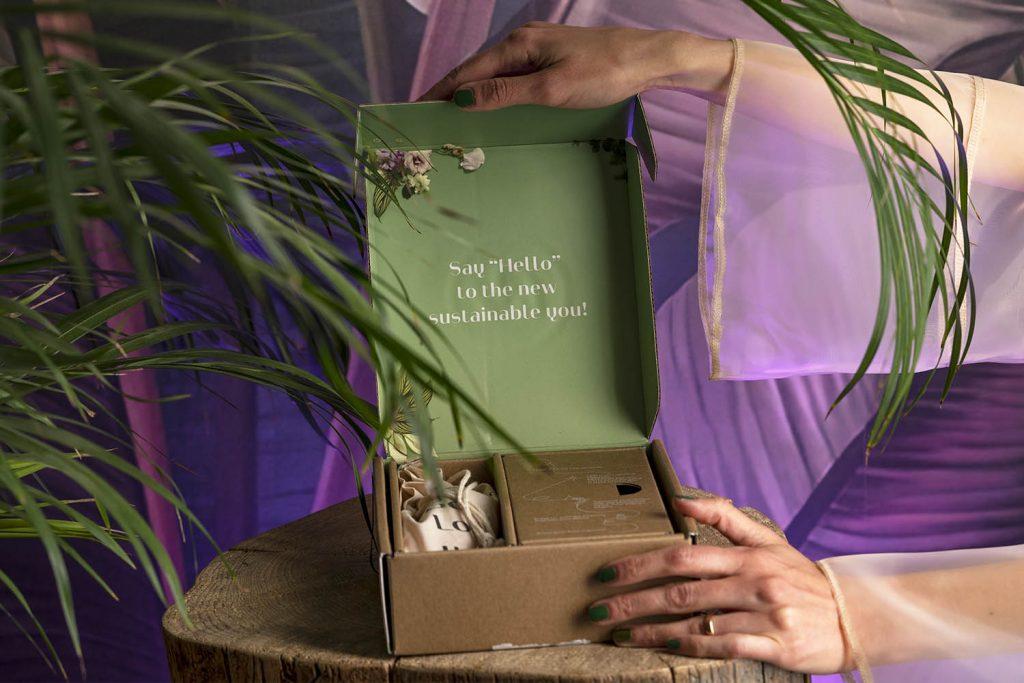 Womanizer Premium Eco scatola aperta