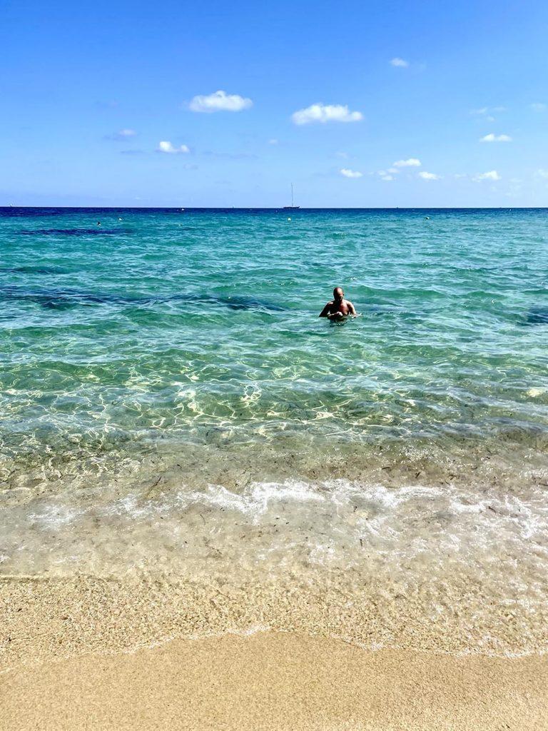 spiaggia naturista Pampelonne